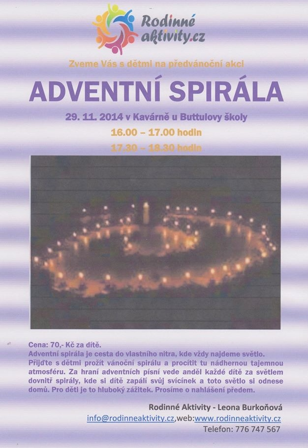 Adventni spirala